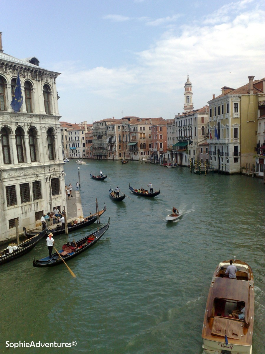 So I'm going for a romantic 4 days trip in Venice, Italy
