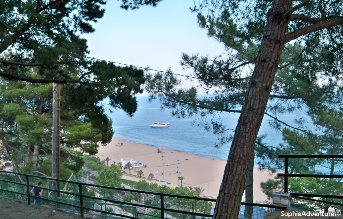 My 1st solo trip started on the Costa Brava in Spain for 2 months - How and Why?