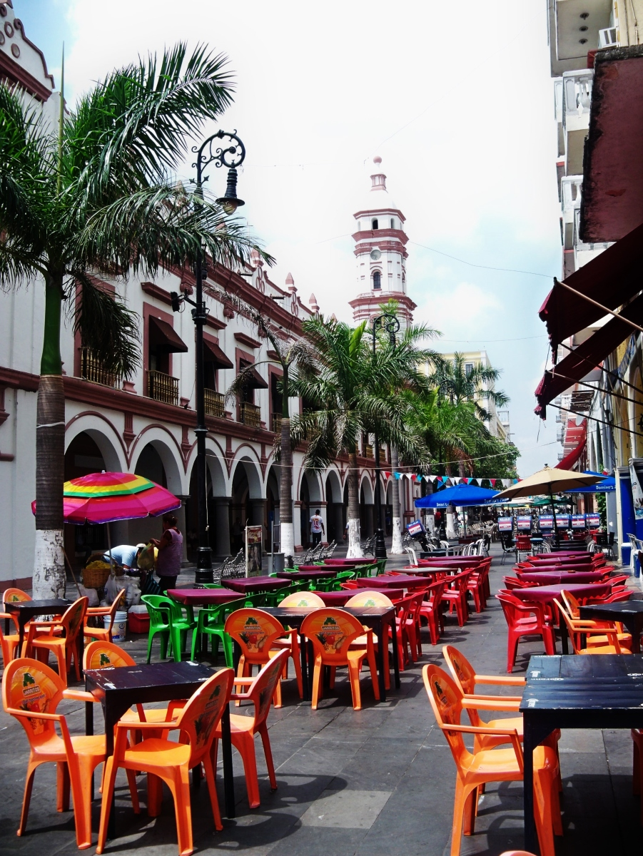 What to do in Veracruz City, Mexico? Many things!