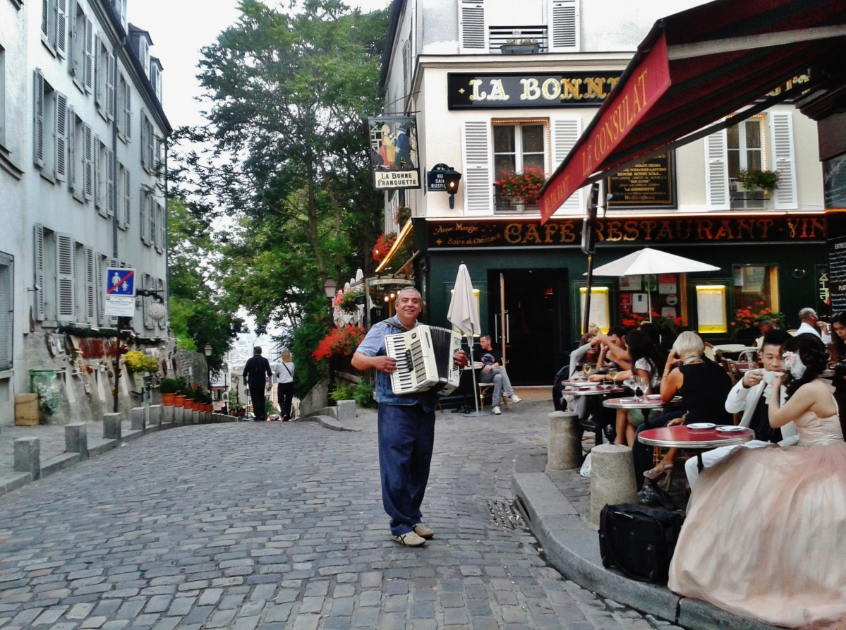 Must see in Montmartre - Most beautiful district of Paris?