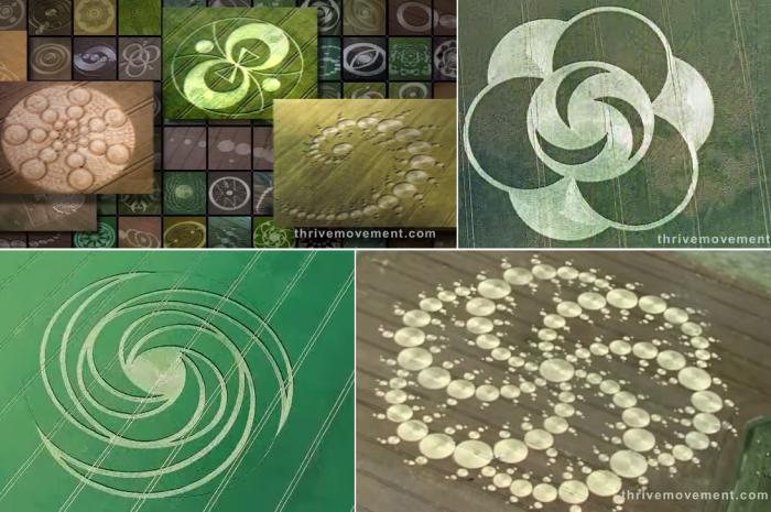 34 - Crop circles
