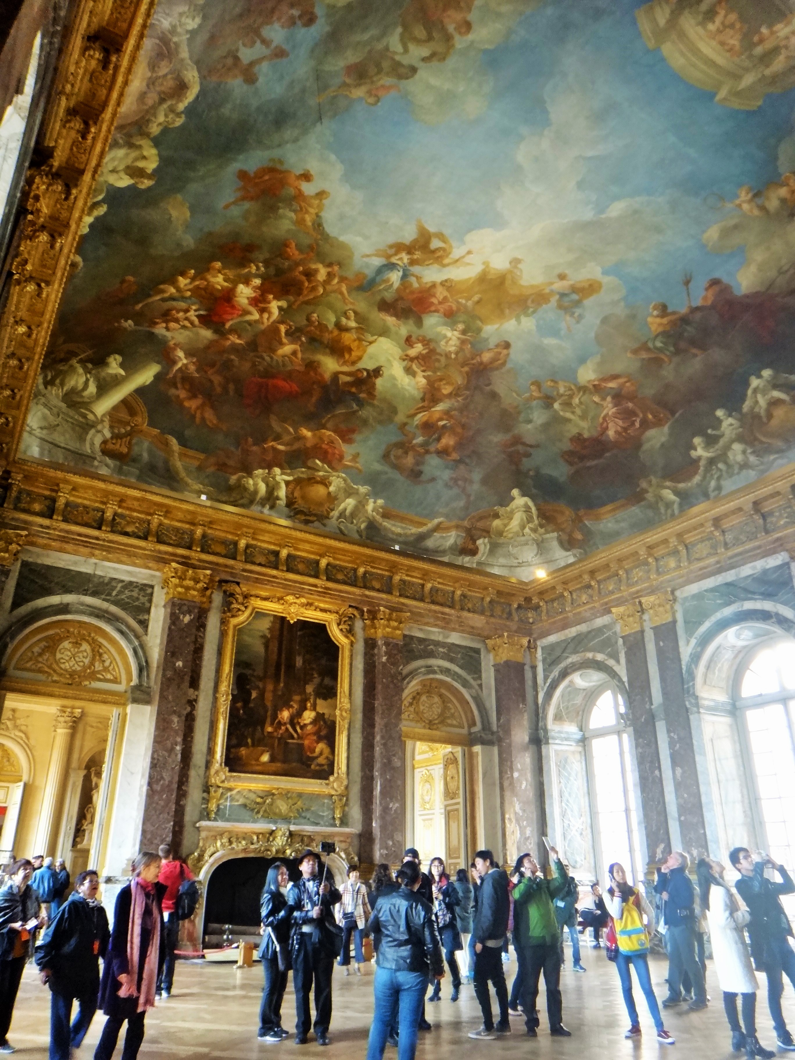Essential to know about versailles your visit of the gardens and the palace - Salle du trone versailles ...