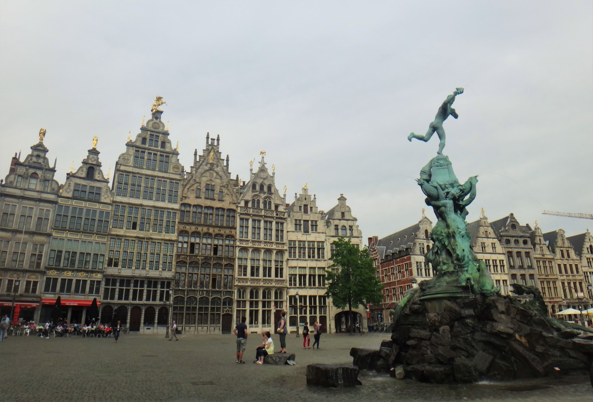ITINERARY TO VISIT ANTWERP IN ONE DAY